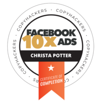 10x Facebook Ads Badge (25)