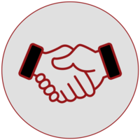 Approve Proposal Handshake Icon