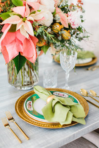 holiday table strawberry banke studio