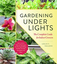 Gardening Under Lights book