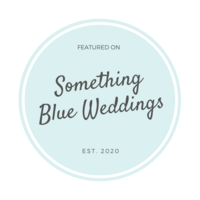 featured on something blue weddings 2020