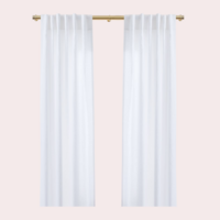 Shop My Home - LR Curtains