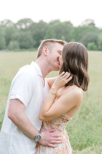 Dallas engagement photography by Marissa Merritt