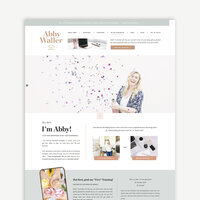 With Grace and Gold - Best Web Designer for Creative Small Business Owners - Photo - 10