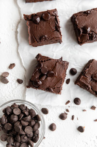 Black Bean Brownies Elizabeth Rider copy