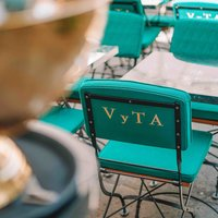 VyTA Design Furniture, Outdoor Terrace