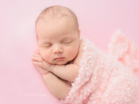 newborn-baby-girl-san-diego-photo-studio-pink-sloane