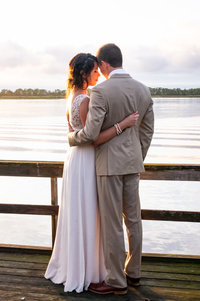 Charleston Sunset Wedding_