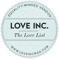 Love List Badge - Blue
