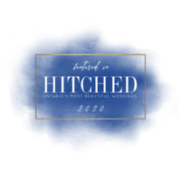 Featured in Hitched 2020