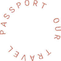 our travel passport logo