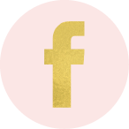 rose & gold foil facebook_35 px Facebook