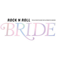 Featured on Rock n Roll Bride badge