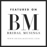 The Stars Inside - Featured on Bridal Musings