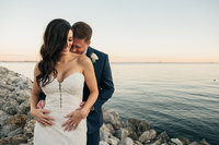 Tampa Yacht Club wedding. Country Club weddings. white and silver wedding. white and grey wedding. tampa wedding planners. tampa wedding venue. tampa wedding photographers.