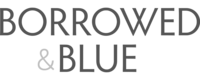 Borrowed and Blue Logo