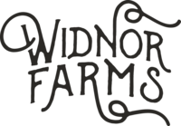 Widnor Farms Logo - Sign Version - RGB Black - Transparent Background