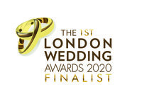 The London Wedding Awards 2020 - Finalist Logo