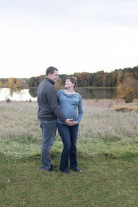 maternity session omaha nebraska