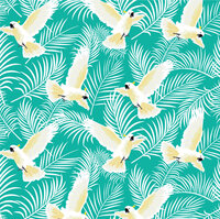 green-cockatoo-tropical-fabric