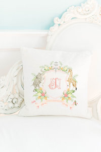 wedding-crest-pillow-Tranquility-Farm-The-Welcoming-District