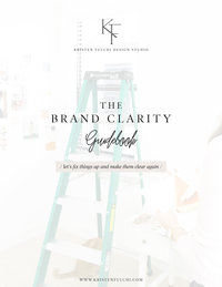 Brand Clarity Guidebook - Page 1-01