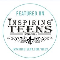 feature badge for inspiring teens