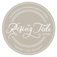 Atlanta Wedding Photographer Christina Bingham Rising Tide Society Badge