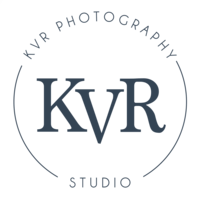 KVR Logo Circle - stamp all blue