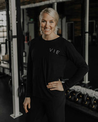Coach Danika Puyallup Vie Athletics Strength and Sisterhood Gym in Puyallup, South Hill, Bonney Lake, Washington
