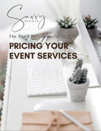 Educatin for Planners Savvy Events Los Angeles Event Planner3