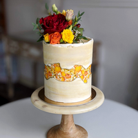 Whippt Kitchen - Thanksgiving auction cake 1