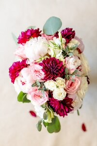 Four Seasons Wedding | Bridal Bouquet | Chynna Pacheco Photography