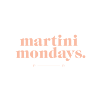 martini mondays public relations and strategy
