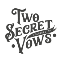 Featured on Two Secret Vows-b+w