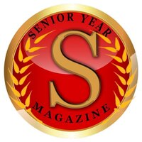 feature badge for senior year magazine