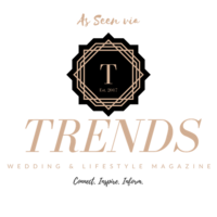 Link to published wedding at Trends Wedding Magazine