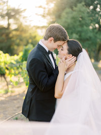 Kelsey + Alex Buena Vista Winery Sonoma Wedding Sneak Peeks - Cassie Valente Photography 0029