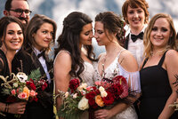 LGBTQ Wedding at the Fraser River Lodge by Megan Ashley