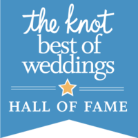 The Knot Best of weddings badge