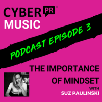 Cyber PR Music podcast Suz