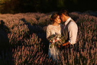 Hidden Meadows wedding venue in Snohomish, WA
