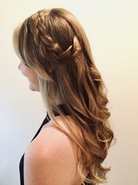 Carolyn Lorraine Salon Hairstyle from Instagram