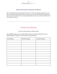Sales-&-Conversion-Evaluation-by-Megan-Martin-Creative_Page_1