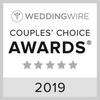 Winner of WeddingWire Couples Choice Awards