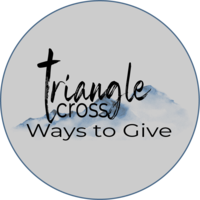 Triangle cross Ways to Give