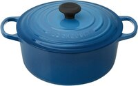 Le Creuset Enameled Cast Iron Signature Round Dutch Oven, 5.5 qt.