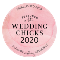 Wedding Chicks - 2020 Featured Badge