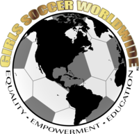 Girls Soccer Worldwide Logo - No Shield