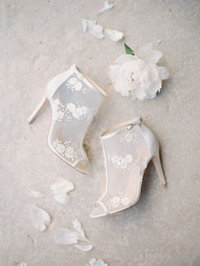 SOJOURN WEDDINGS BELLA BELLE SHOES
